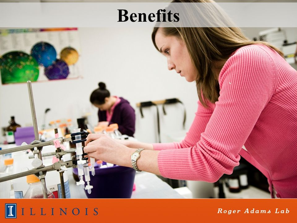 Program Benefits Opportunity to blend your educational experiences Guaranteed admission to your Illinois college or major – Stipulations Dual Advising Illinois instruction Access to some Illinois student resources The primary benefit: You are a student at two great institutions at one time, giving you unique access to a wide range of resources.