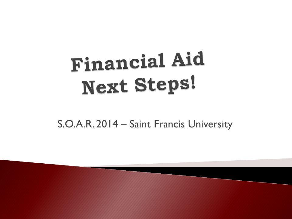 S.O.A.R. 2014 – Saint Francis University
