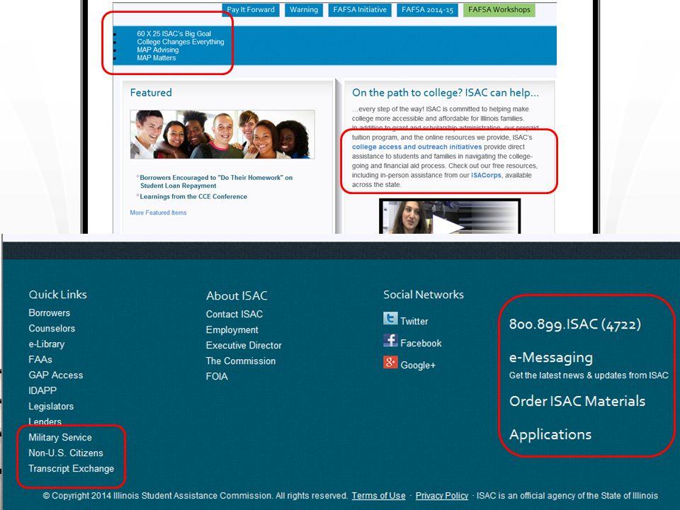 ISAC Student Portal 23