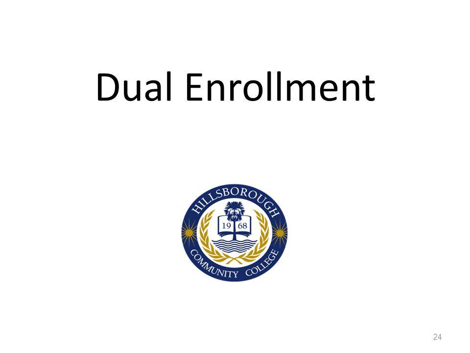Dual Enrollment 24