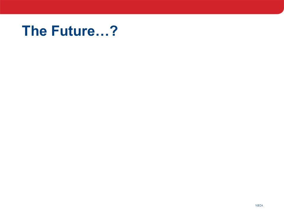 NBOA The Future…