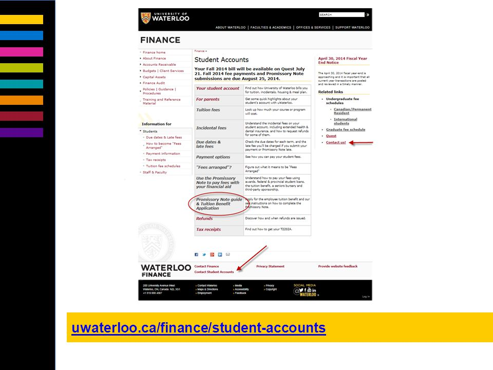 uwaterloo.ca/finance/student-accounts