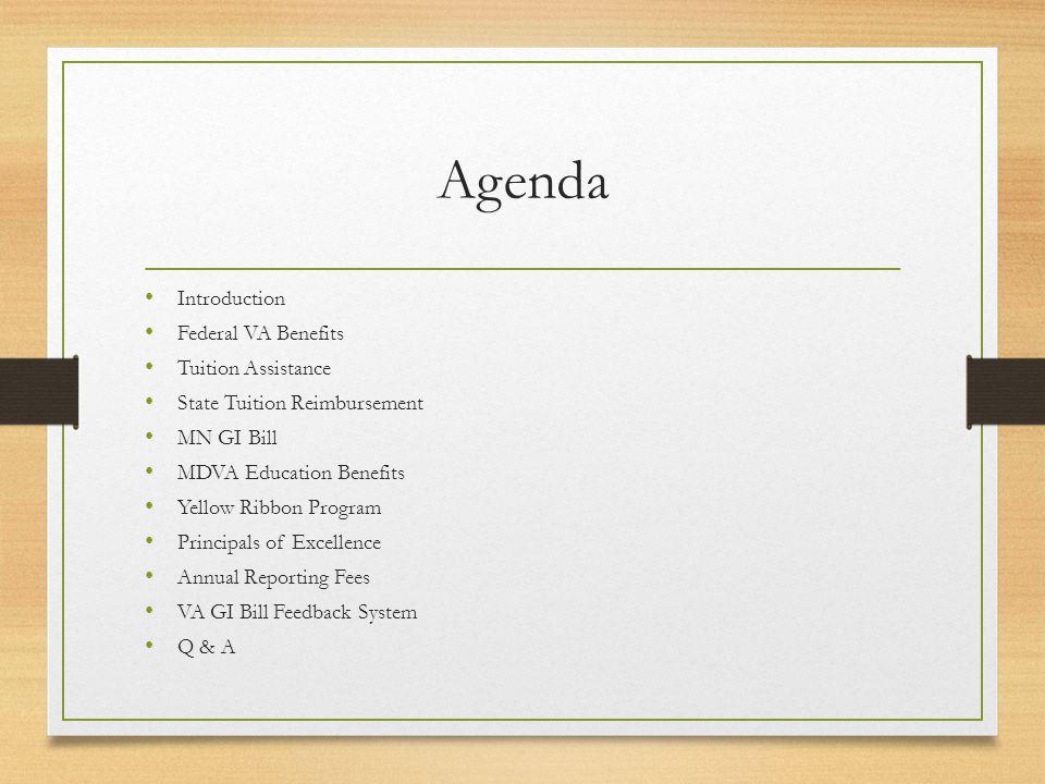 Federal VA Benefits