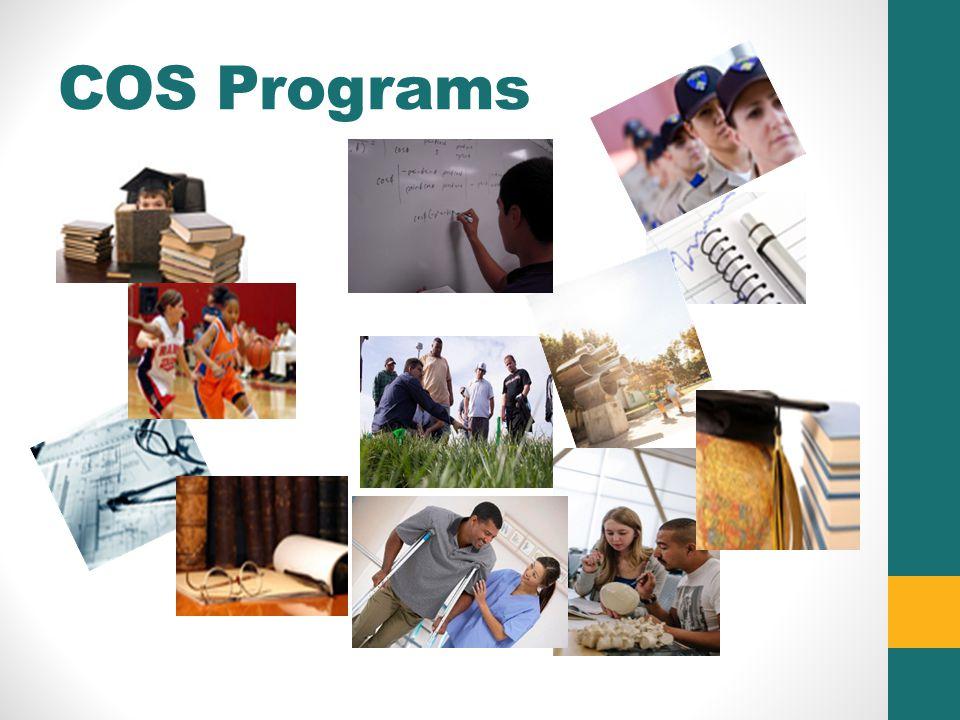 COS Programs