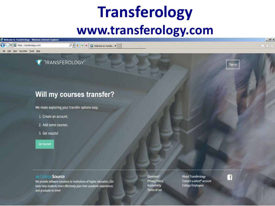 Transferology www.transferology.com