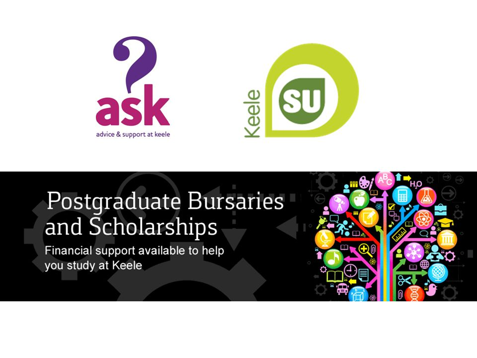Student Guidance This presentation was produced by the Student Activities Department at KeeleSU to promote legal and safe ways to fund your PG study in the UK.