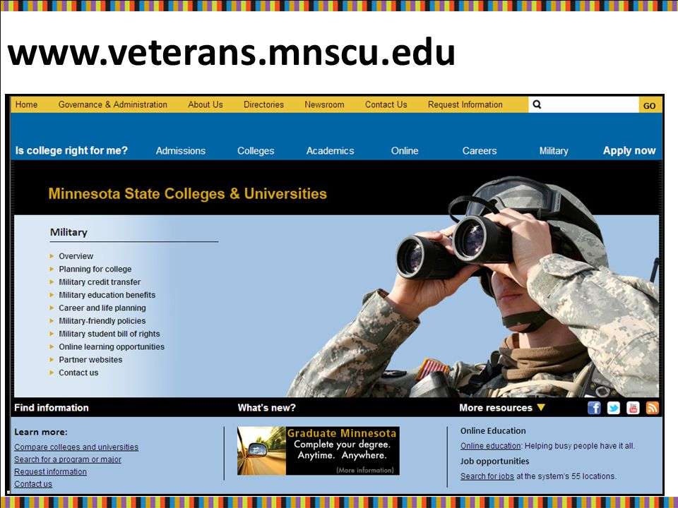 www.veterans.mnscu.edu