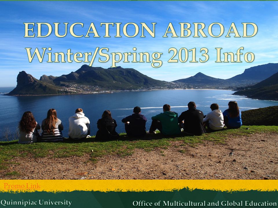 Study Abroad Info Sessions… Why do I need to attend one.