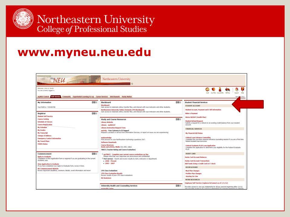 www.myneu.neu.edu