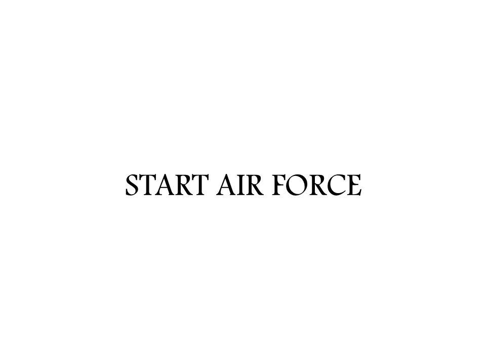 START AIR FORCE