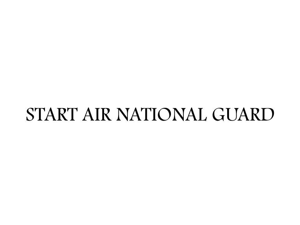 START AIR NATIONAL GUARD