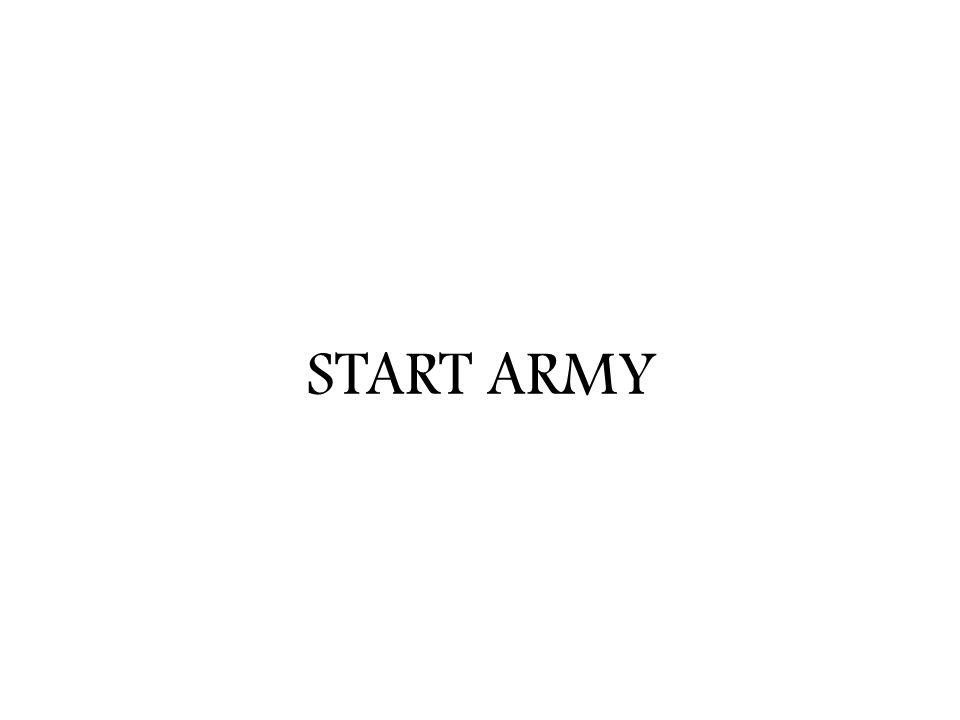 START ARMY