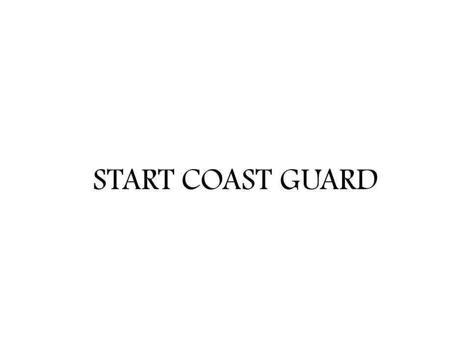 START COAST GUARD