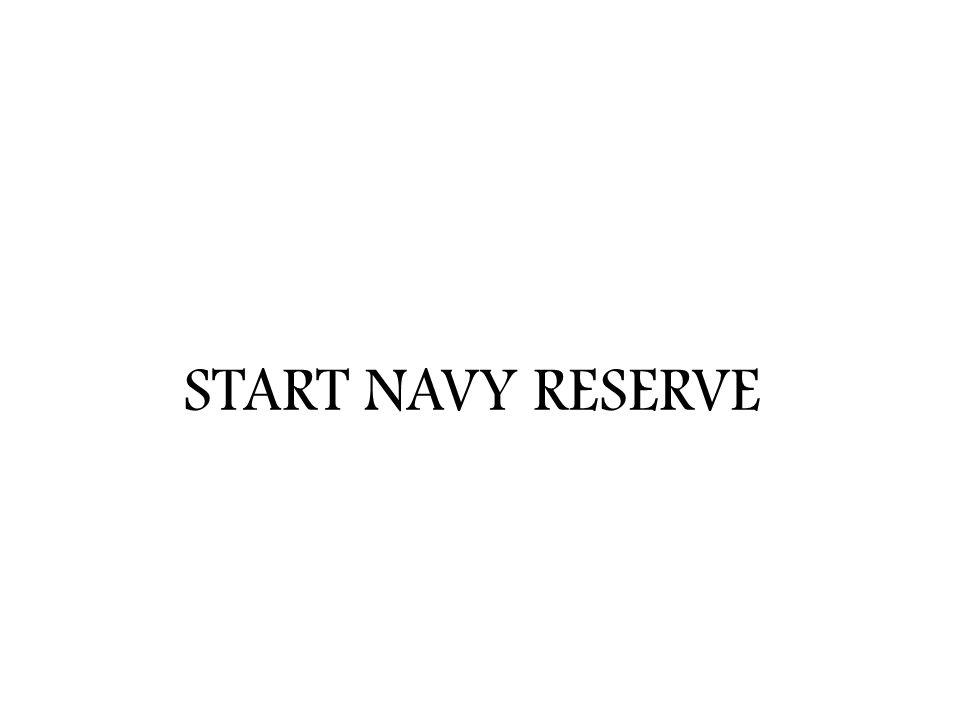 START NAVY RESERVE