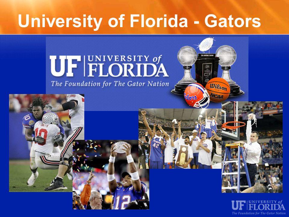 University of Florida - Gators