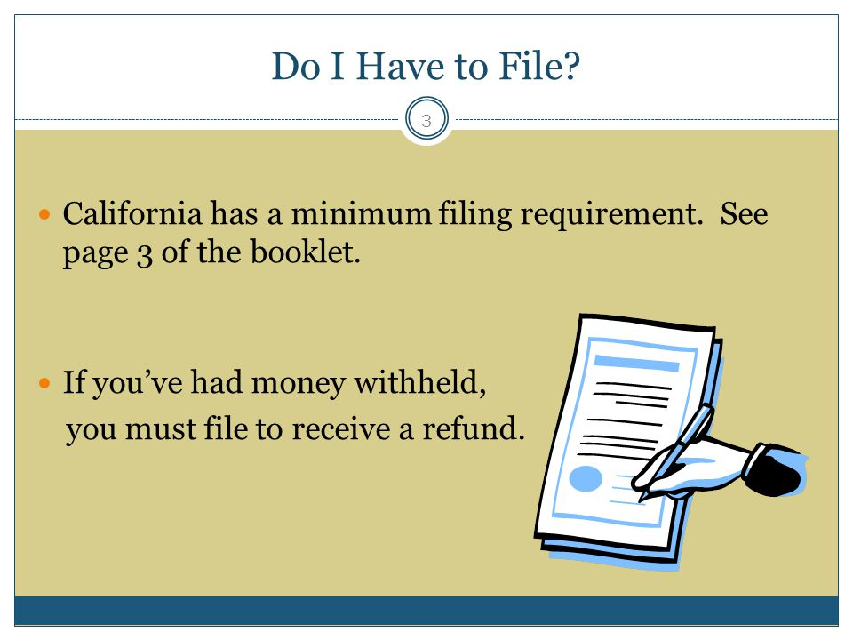 CA Form 540NR Long Form & Schedule CA (540NR) Forms we will use during this presentation: