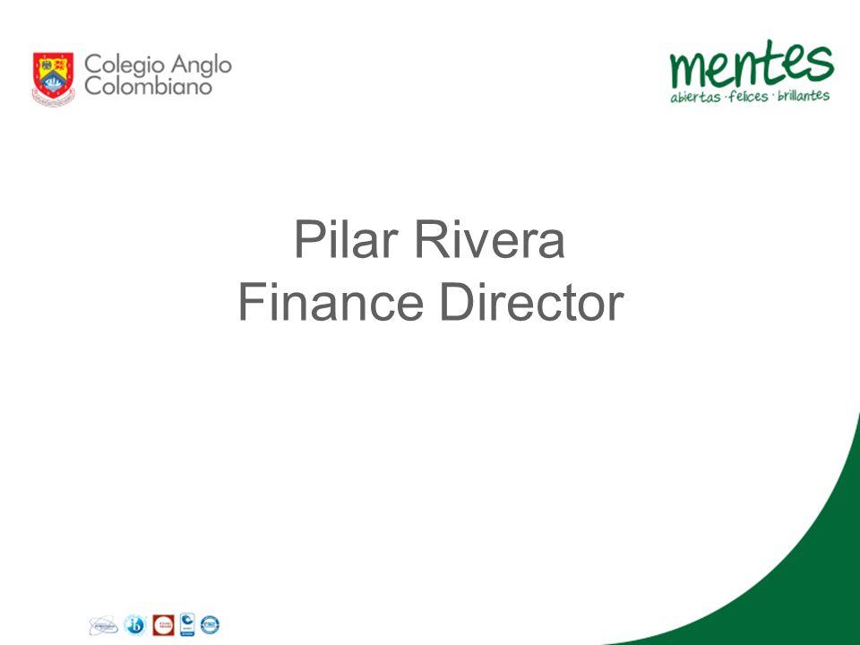 Pilar Rivera Finance Director