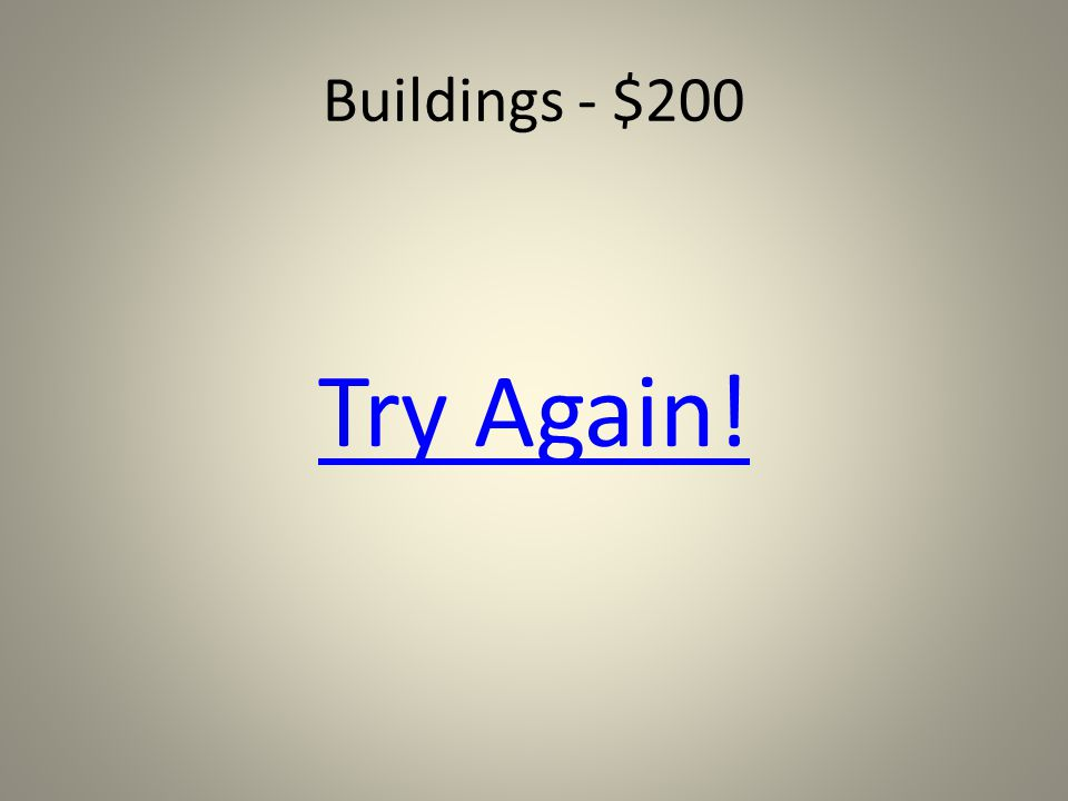 Buildings - $200 Which Ivy Tech has a parking garage.