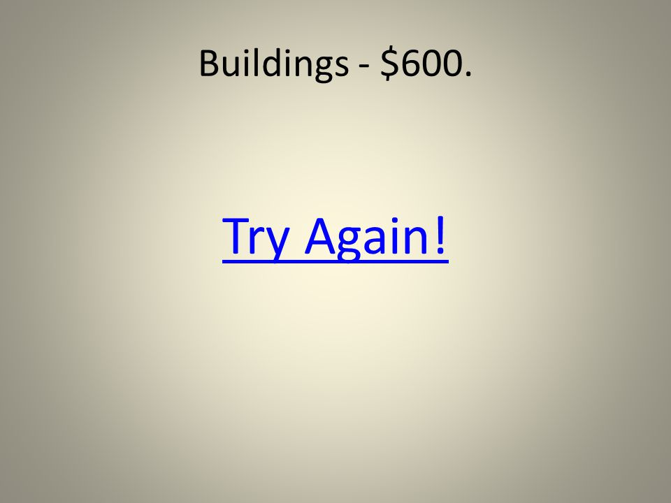 Buildings - $600. Lawrenceburg Ivy Tech has two buildings.