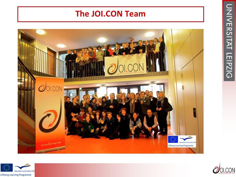 The JOI.CON Team