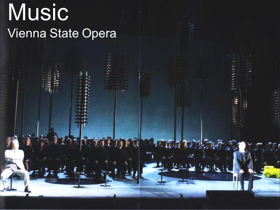 Music Vienna State Opera