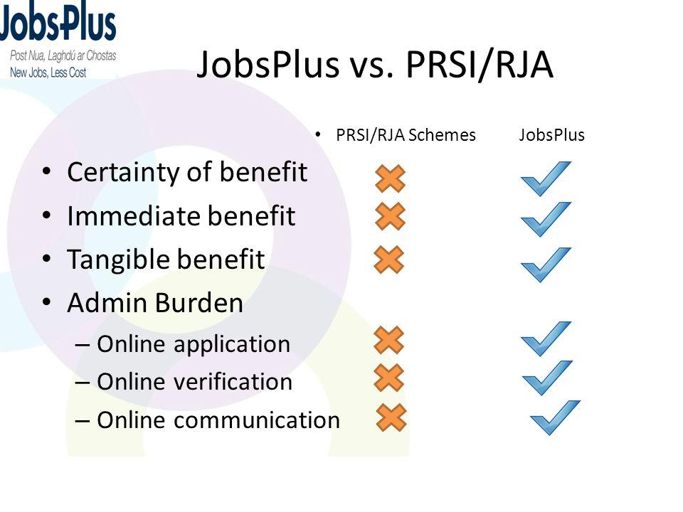 JobsPlus vs.