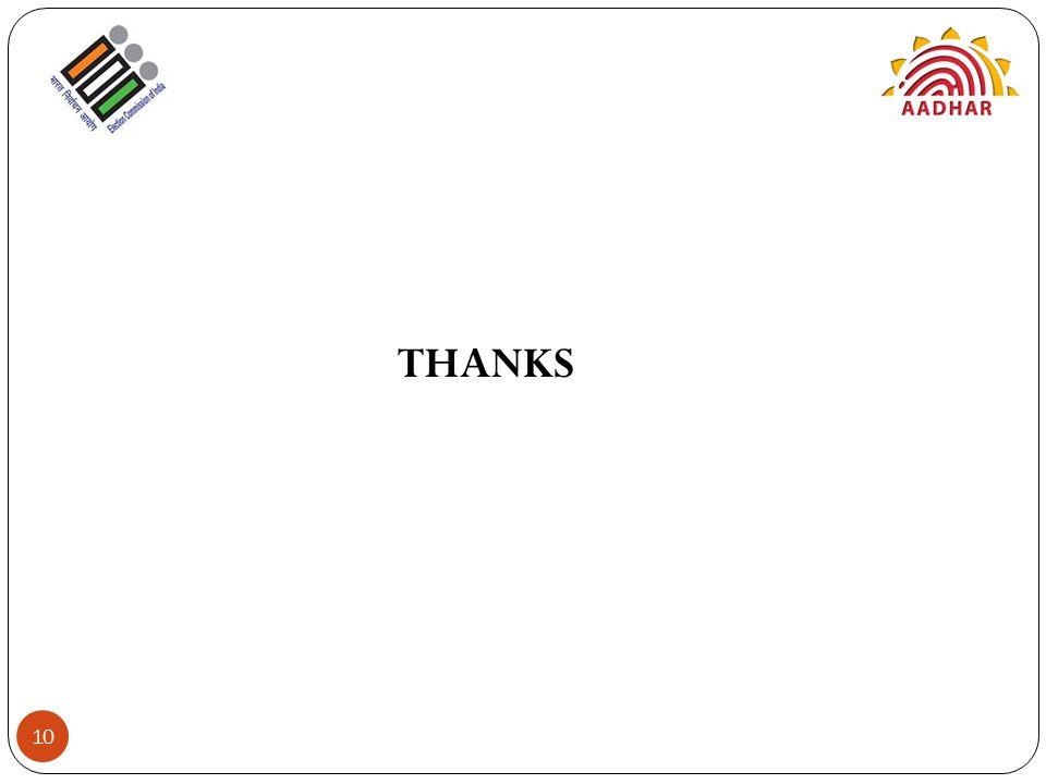 THANKS 10