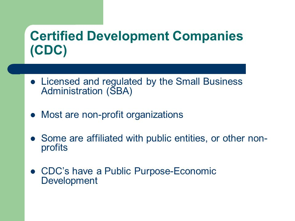 Ineligible Types of Businesses Businesses which present live performances of a Prurient Sexual Nature or derive more than de minimus gross revenue from the sale of products or services of a prurient sexual nature Unless, waived by SBA, Businesses that have previously defaulted on a Federal loan or Federally- assisted financing Businesses where an associate is incarcerated, on probation or parole, or has been indicted for a Felony or crime of moral turpitude Businesses engaged in any illegal activity