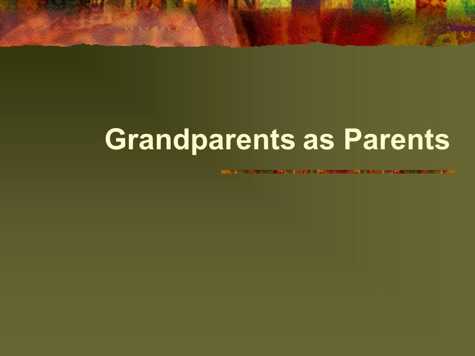 Resources AARP Grandparent Information Center 601 E.