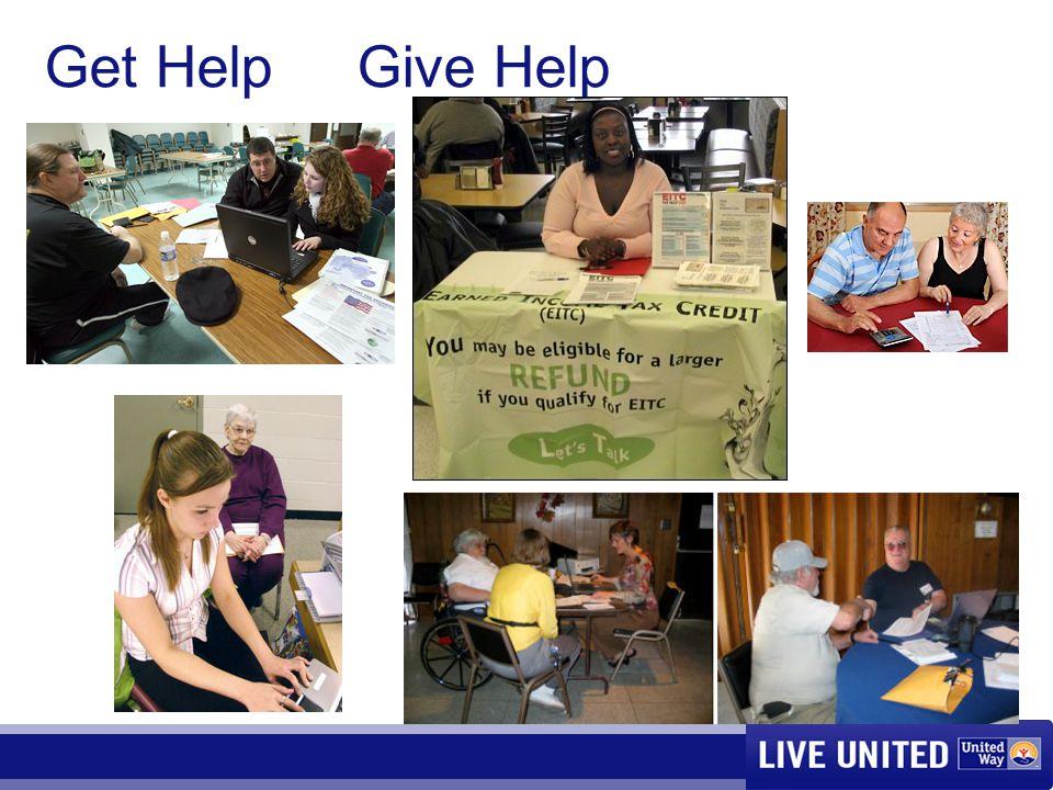 Get Help Give Help