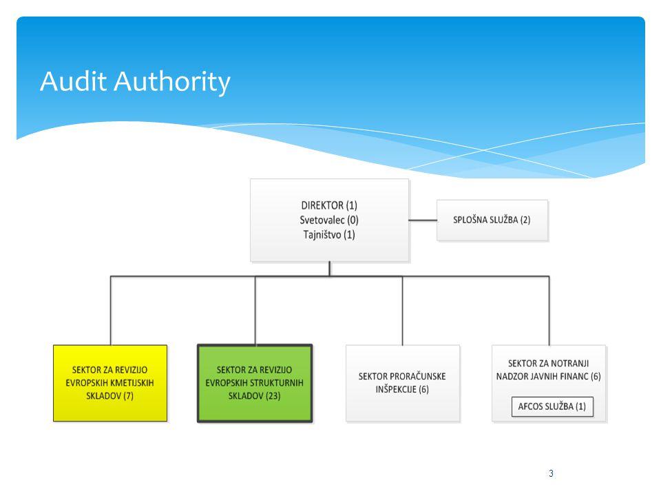 3 Audit Authority