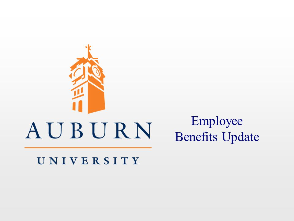 Employee Benefits Update