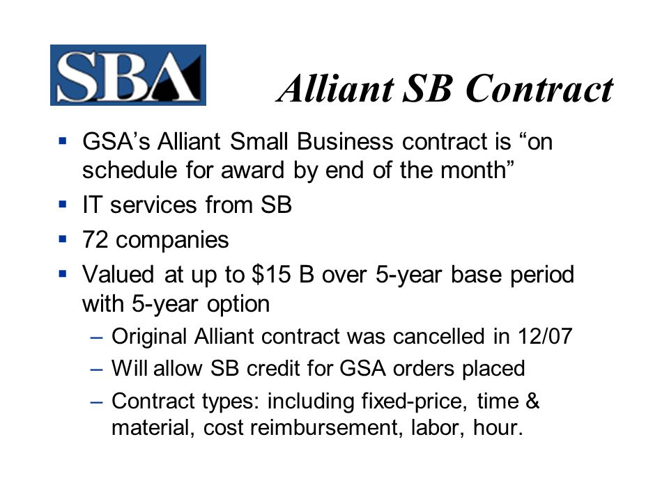 www.sba.gov/ombudsman Resource to refer small businesses