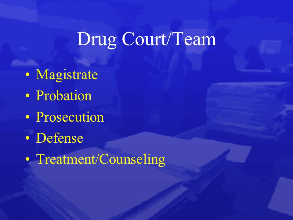 Benefits of Drug Court: Drug Courts Save Money