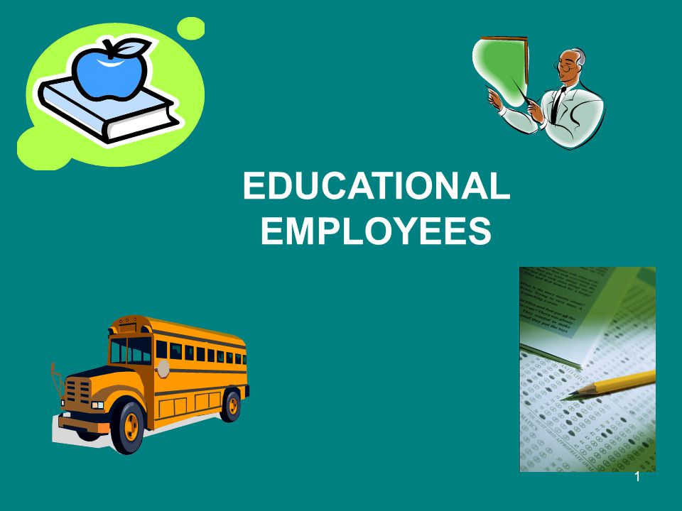 Educational Institution Any public or non profit including higher education Students are offered organized course of study or training by teachers or instructors –Technical, academic, trade Approved and licensed by State DOE 12
