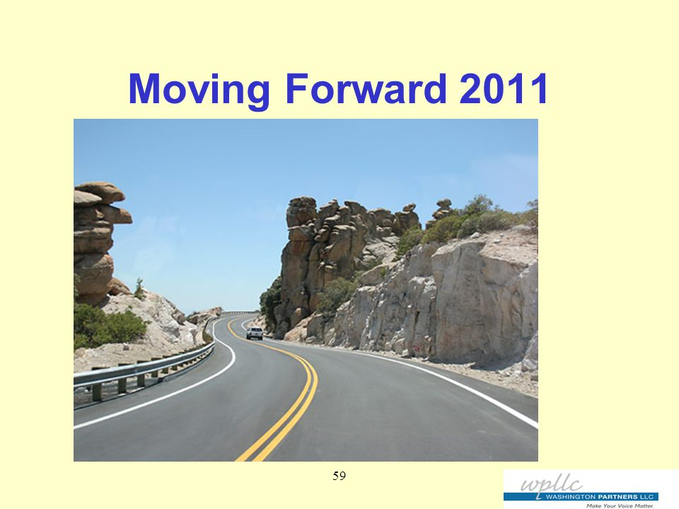 Moving Forward 2011 59