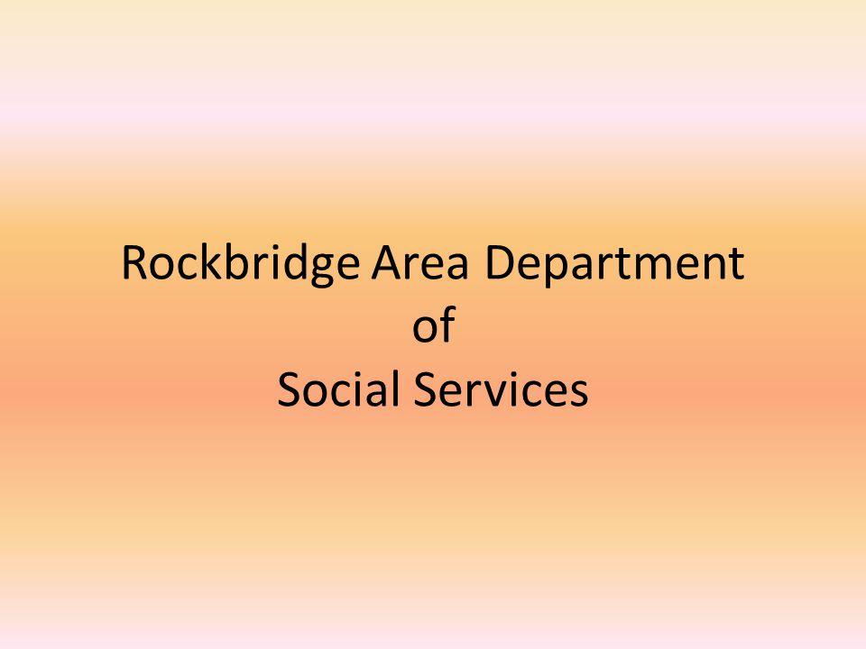 Rockbridge Area Department of Social Services
