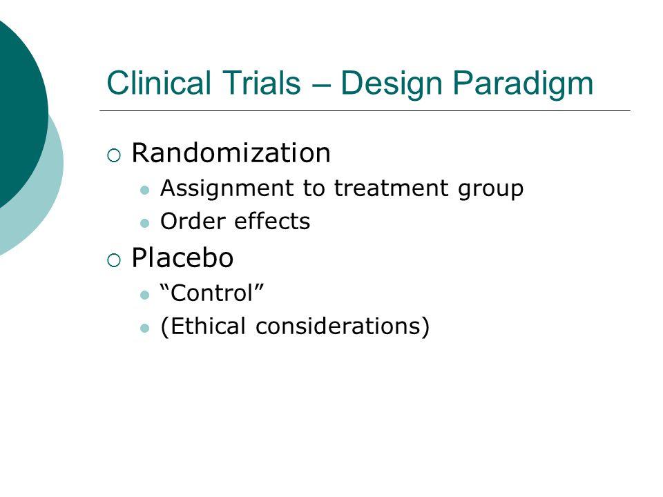 Surrogate outcome measure: Requirements 1.