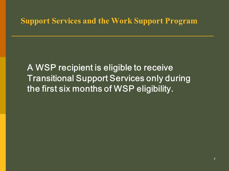 18 Can the AU receive TANF again after receiving WSPs.
