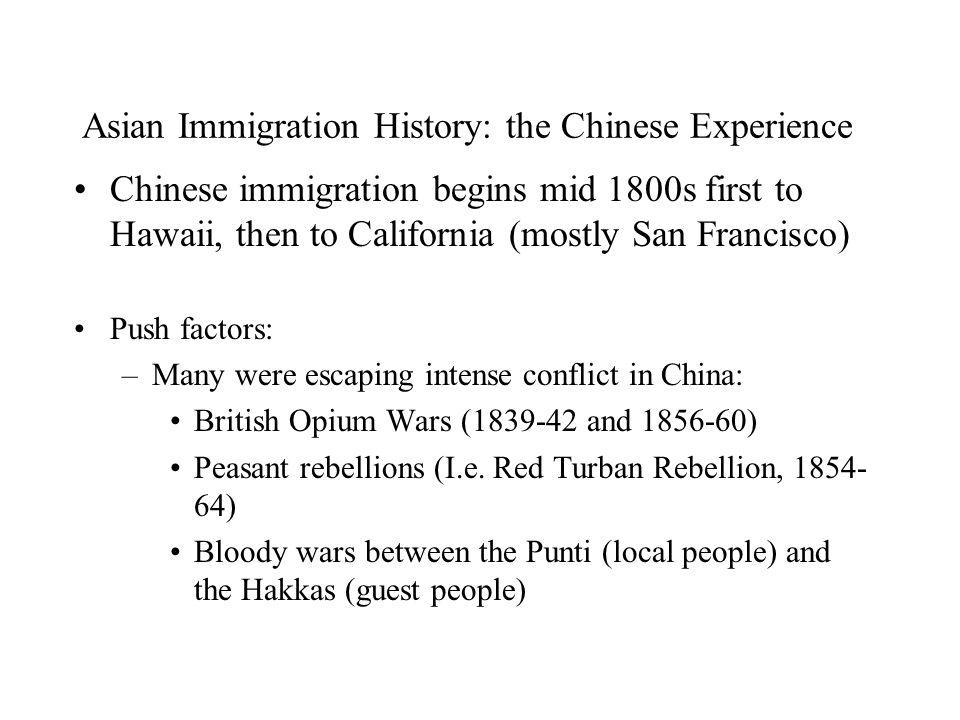 Part II Recent Immigration Debate