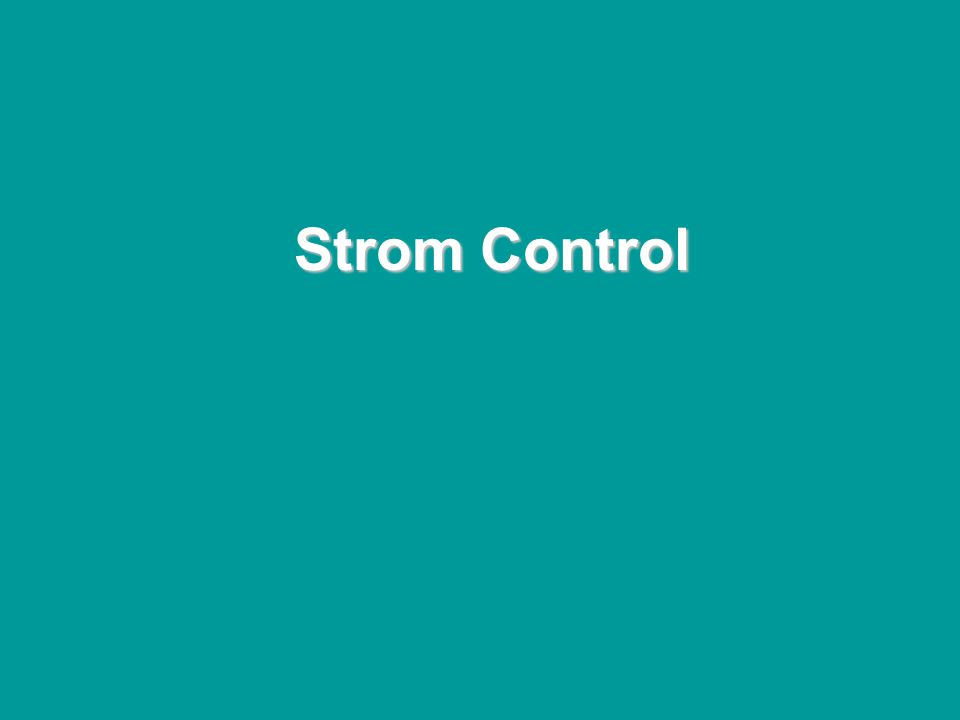 @ONE Spring Hands-On Institute 2-108 Strom Control