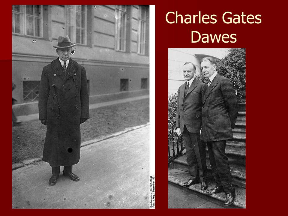 Charles Gates Dawes