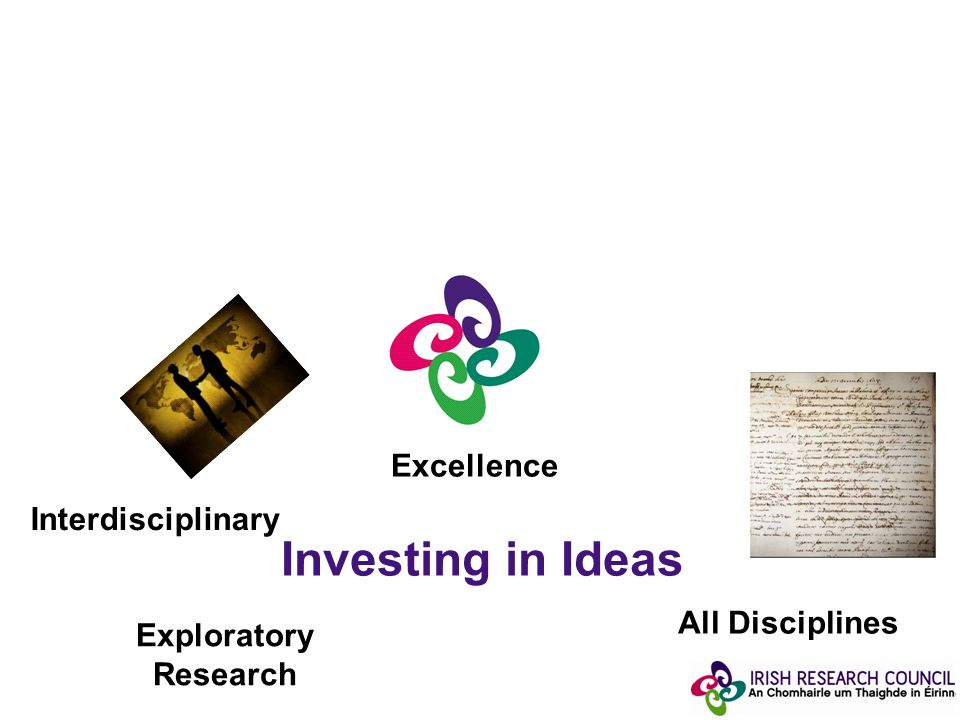 Assessment Procedure Separate Pots of Funding for:  GOI AHSS applications  GOI STEM applications  EPS Postgraduate applications Focus on funding excellence, originality and potential No subject quotas, no favoured topics nor disciplines No bias towards PhDs (3 or 4years) or Masters (1 or 2 years) No bias for 'new applications' versus 'already started'