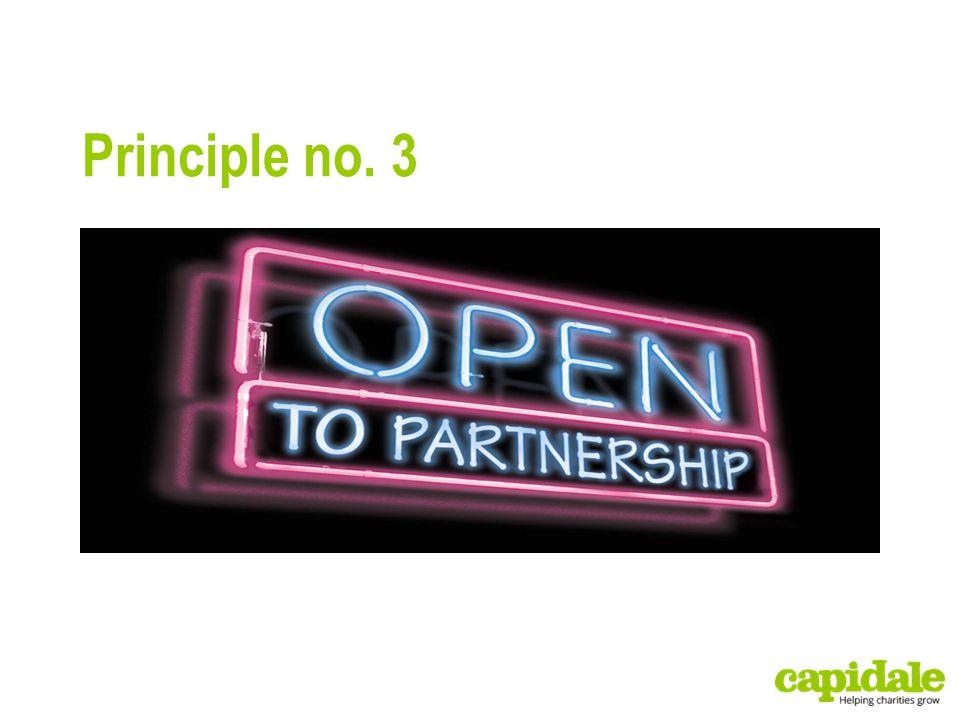 Principle no. 3
