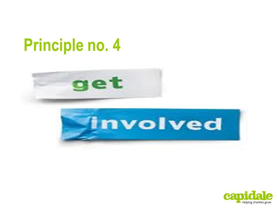 Principle no. 4