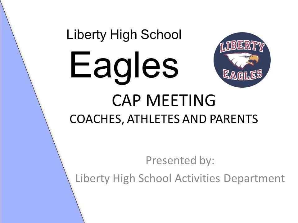 Eagles Lineup: Phil Ragusky– Principal Cary Eldredge– Activities Director Sandy Reininger– Secretary Sarah Hall – PRORehab Athletic Trainer