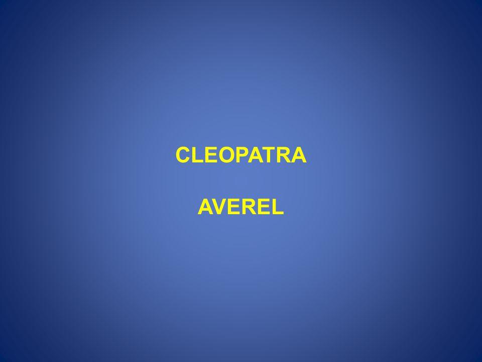 CLEOPATRA AVEREL