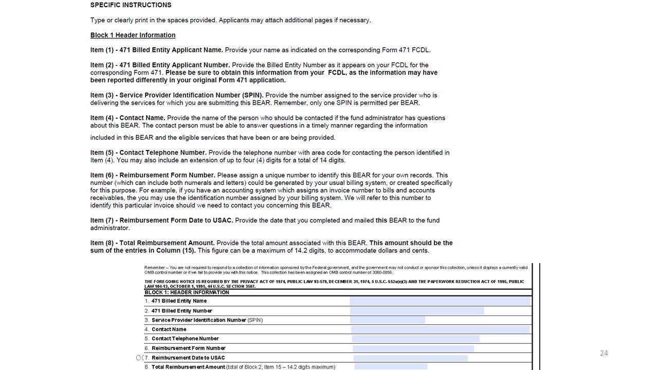 BEAR Form OCT2010 24