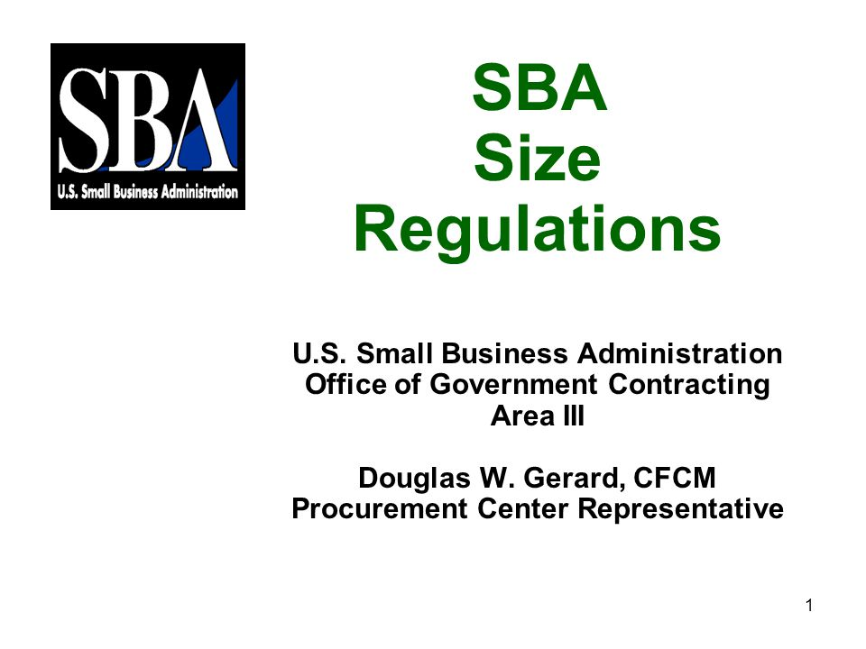 22 What if the size changes during a GSA contract.