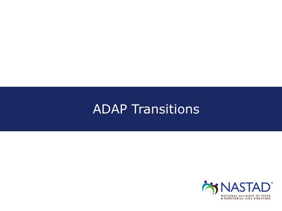 ADAP Transitions